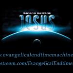 Business card Evangelical Endtime Machine - back