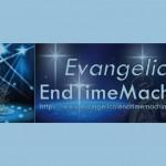 Businesscard Evangelical Endtime Machine - front