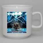 Mug with EvangelicalEndtimemachine.com