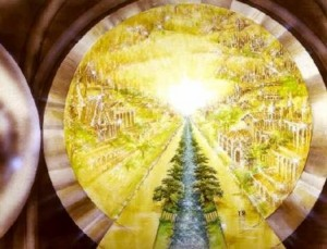 benjamin saw the golden city