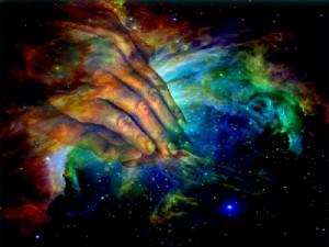 In den beginnen schiep God de hemel en de aarde