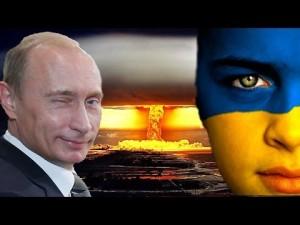 Rusland zal dreigen met oorlog!
