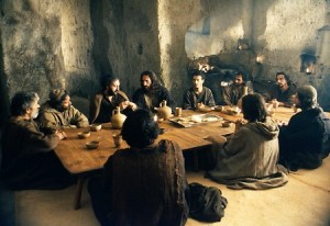 I speak about the Holy Supper