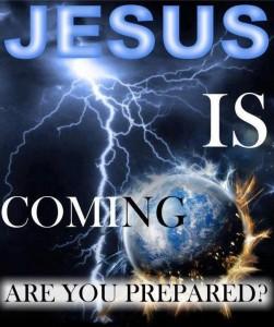Jesus is Coming 1