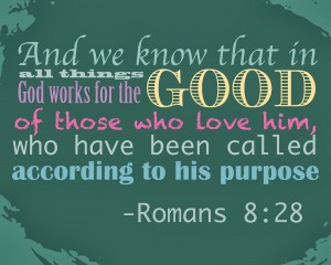 Romeinen 8, vers 28