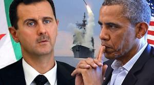 Assad en Obama