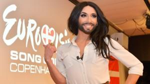 Eurovisie songfestival Conchita Wurst