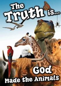 God maakte de dieren