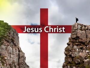 Jezus Christus - kruis