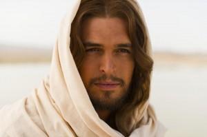 Jezus Christus - wit gewaad