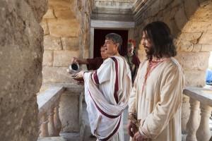 Jezus onschuldig veroordeeld