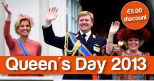 Koninginnedag 2013