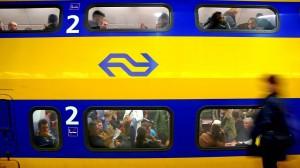 NS volle trein