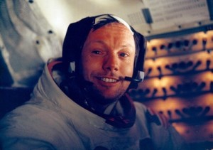 Apollo 11 Astronaut Neil Armstrong set foot on the moon 40 years ago