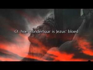 O hoe wonderbaar is Jezus' Bloed!
