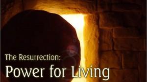 Opstandingskracht Jezus