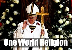 Paus Franciscus - Een wereldreligie