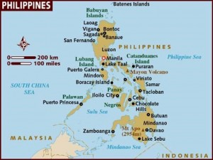 Philippines make your paths