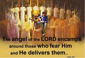 Psalm 34, vers 7