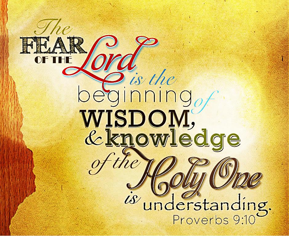 spreuken 9 Spreuken 9, vers 10 wijsheid • spreuken 9
