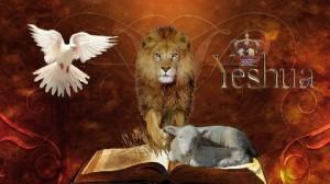 Yeshua HaMashiach Lam van God