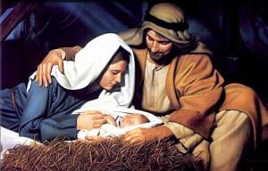 baby Jesus spoke