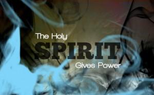 de Heilige Geest geeft kracht!