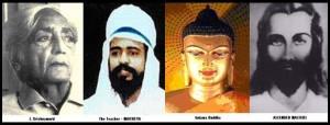 de Maitreya geest