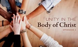 eenheid in het lichaam van Christus