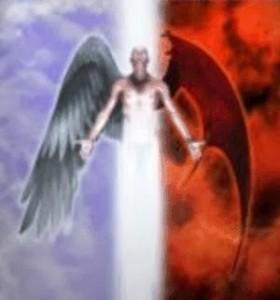 goede en boze geesten