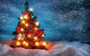 kerstboom afgod is satan aanbidding