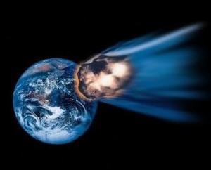 komeet Aarde