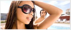 man kijkt naar vrouw - lustobject