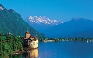 meer Geneve Zwitserland