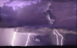 onweer, donder, zwaar weer