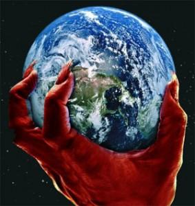 overname van de wereld door satan