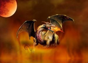 planeet Draak - draak - dragon