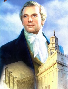 Joseph Smith - Church of Mormon