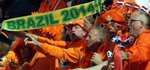 voetbalfanaat WK 2014