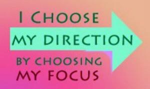 what do you focus