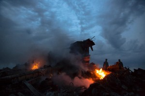 Plane crash july 2014