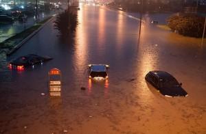 Beijing overstroming