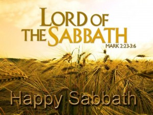 He is the perfect Sabbath