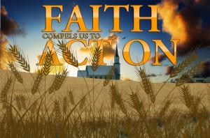 faith is action!