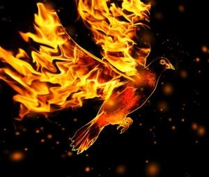 the Holy Spirit as an atom bomb