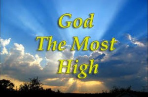 child of the Most High