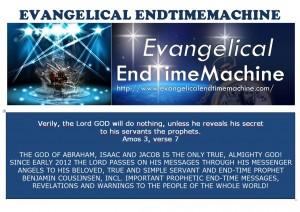 flyer Evangelical Endtimemachine