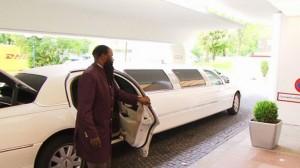 false prophet dr. Owuor - limousine