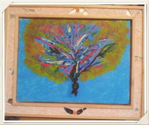 For sale Painting 'Heavenly Tree'