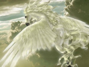 white-horse-with-wings